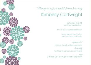 Wedding Invitation Bridal Shower Greeting & Note Cards Baby Shower PNG