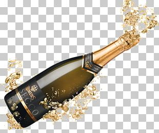 Champagne Wine Pinot Noir Bottle PNG