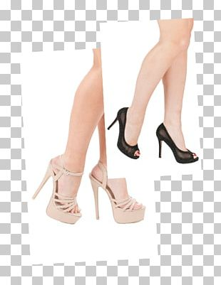 High-heeled Shoe The Dress Prom PNG