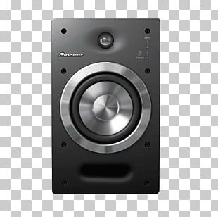 Subwoofer Studio Monitor Computer Speakers Loudspeaker Enclosure PNG