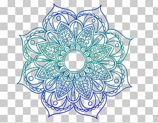 Mandala Om Drawing Coloring Book Enlightenment PNG