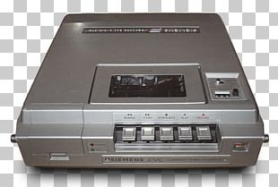 VCRs VHS Betamax Compact Cassette Media Player PNG