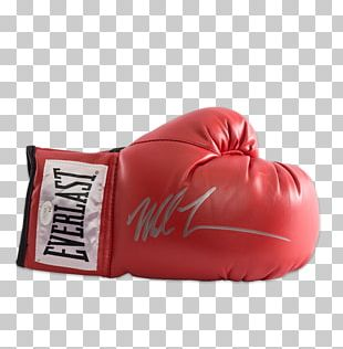 Boxing Glove Everlast Sports Memorabilia PNG