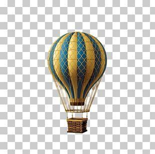 Hot Air Ballooning Balloon Fly PNG