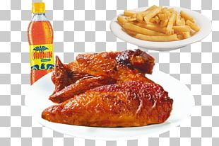 Fried Chicken French Fries Roast Chicken Buffalo Wing PNG