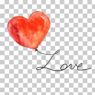 Drawing Love Heart Stock Photography PNG