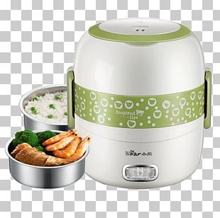 Rice Cookers Food Steamers Lunchbox Electric Cooker PNG