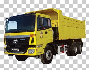 Commercial Vehicle Car Dump Truck Foton Motor PNG