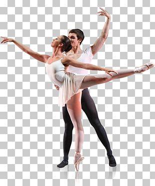 Modern Dance Ballet Choreography PNG