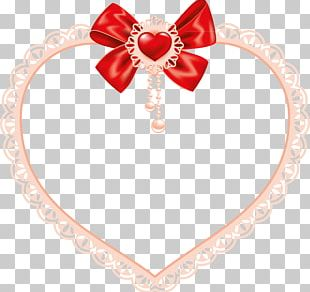 Valentine's Day Friendship Day Gift Heart PNG