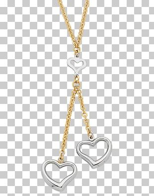 Locket Necklace Body Jewellery PNG