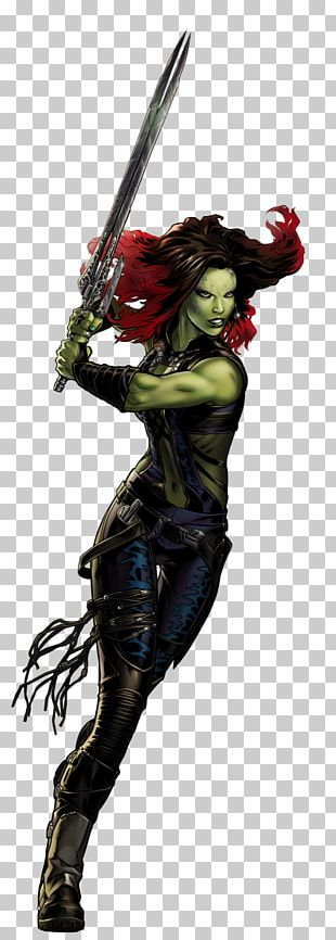 Marvel: Avengers Alliance Black Widow Gamora Guardians Of The Galaxy Thanos PNG