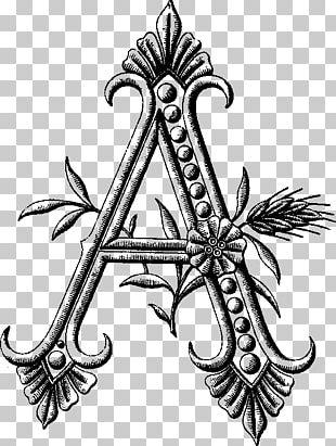 Letter Alphabet Vintage Clothing J Font PNG