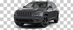 2017 Jeep Cherokee Chrysler Sport Utility Vehicle Car PNG