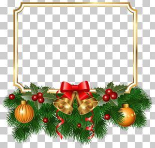 Wedding Invitation Borders And Frames Christmas PNG