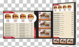 Fast Food Menu Restaurant Papa John's Digital Signs PNG