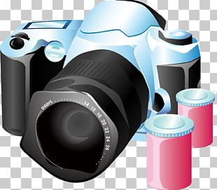 Single-lens Reflex Camera Photography Digital SLR PNG