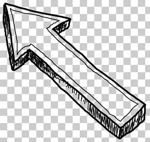 Arrow Drawing PNG