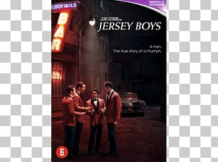 Jersey Boys Amazon.com DVD Film Musical Theatre PNG