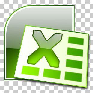Microsoft Excel Software Spreadsheet Computer Program Computer File PNG