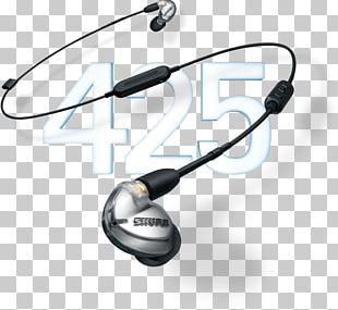 Microphone Headphones Shure Sound Wireless PNG