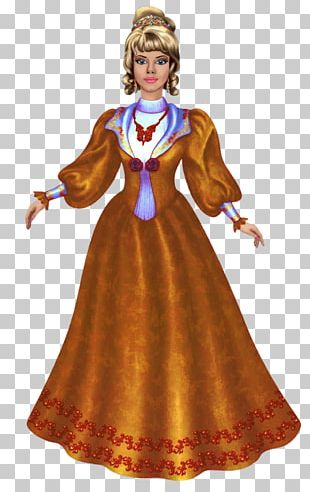 Costume Design Gown Barbie PNG