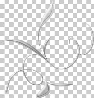 Line Silver PNG