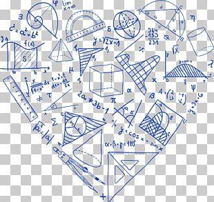 Mathematics Drawing Sketch PNG