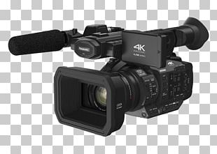 Panasonic AG-UX180 4K Resolution Camcorder Panasonic HC-X1 PNG