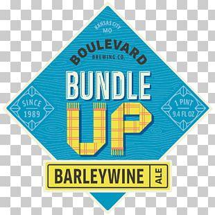 Barley Wine Beer Ale Boulevard Brewing Company PNG