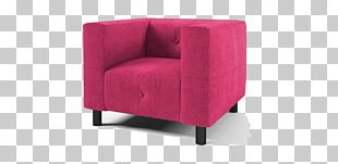 Club Chair Furniture Fauteuil Wing Chair PNG