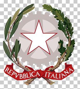 Emblem Of Italy Italian Constitutional Referendum PNG