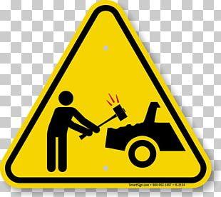 Hazard Symbol Graphics Warning Sign Drawing PNG