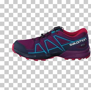 Shoe Sneakers Trail Running Salomon Group PNG
