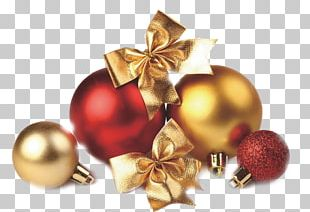 Christmas Ornament Christmas Decoration Christmas Tree Red PNG