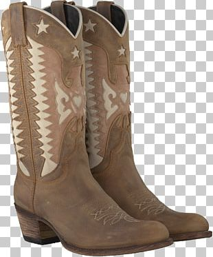 Cowboy Boot Shoe Footwear Leather PNG