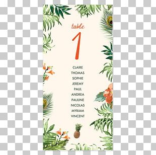 Plan De Table Easel Marriage If(we) PNG