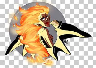 Legendary Creature Animated Cartoon PNG
