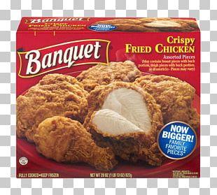Crispy Fried Chicken Chicken Nugget Pot Pie PNG