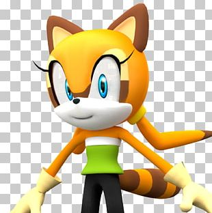 Sonic Rush Adventure Sonic The Hedgehog Amy Rose Sticks The Badger Tails PNG