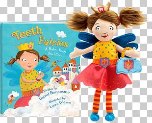Tooth Fairy Teeth Fairies: A Baby Teeth Tradition Child Book PNG