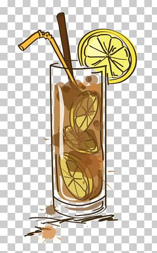 Long Island Iced Tea Cocktail Sweet Tea PNG