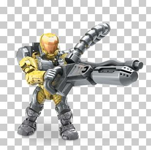 Action & Toy Figures Halo Wars Halo: Micro Action Figure Mega Construx Halo Halo Heroes Series Mega Bloks Halo PNG