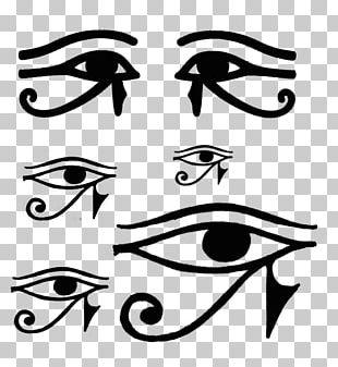 Ancient Egypt Eye Of Horus Eye Of Ra Egyptian PNG
