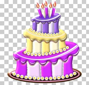 Birthday Cake Frosting & Icing Torte Carrot Cake Cupcake PNG