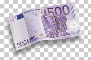 500 Euro Note Euro Banknotes Money PNG