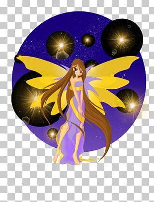 Fairy Violet PNG
