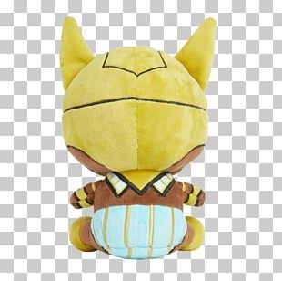 Plush Stuffed Animals & Cuddly Toys League Of Legends Collectable Nasus PNG