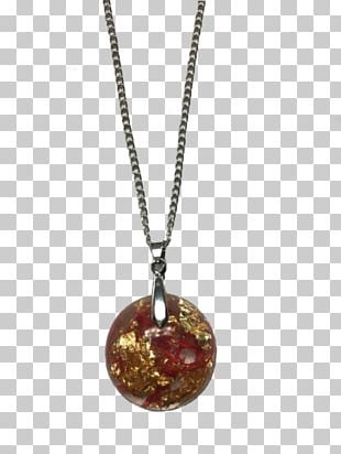 Locket Necklace Charms & Pendants Jewellery Amber PNG