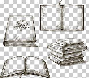 Drawing Book Illustration Sketch PNG